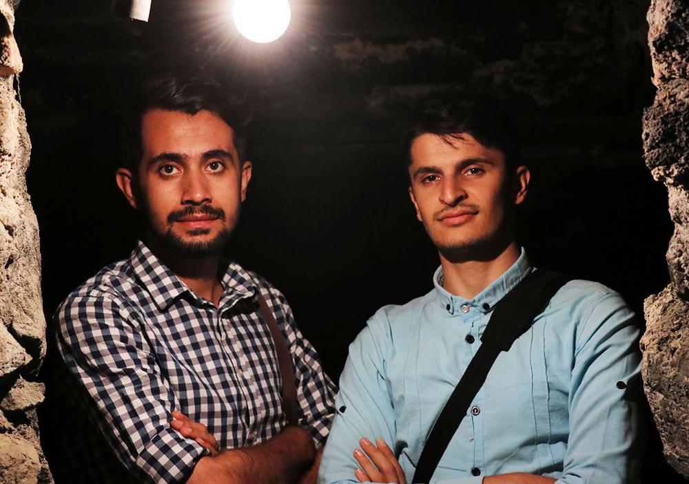 Saman Hosseinpuor & Ako Zandkarimi
