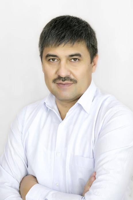 Rustam Khalikov